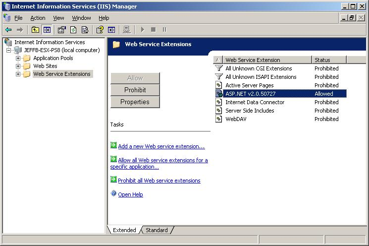 IIS-Web-Extensions